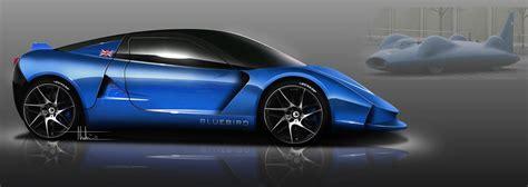 ev proponent bluebird announces new sports car and formula