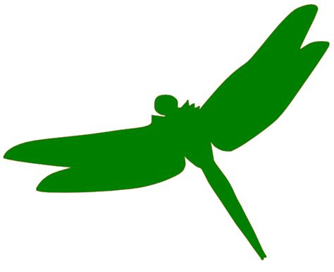 green dragonfly l green dragonfly clip at clker com vector clip