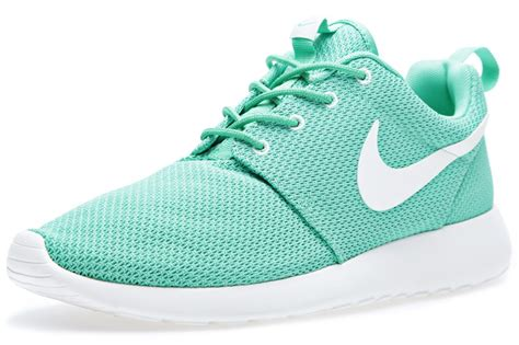 mint colored nikes nike roshe run mint green sneakers addict