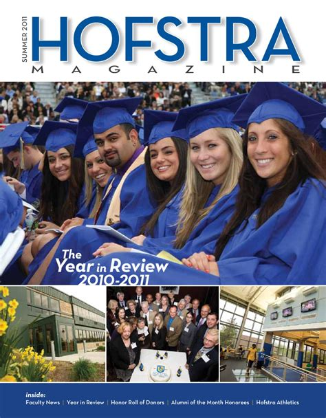 Garden House Plans by Hofstra Magazine Summer 2011 By Hofstra University Issuu