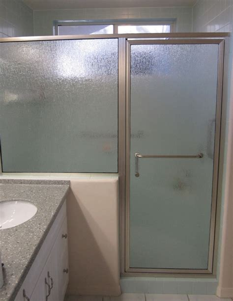 Trackless Shower Doors Trackless Shower Doors For Bathtub Images