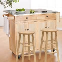 Portable Kitchen Island With Stools Large Portable Kitchen Islands With Seating Granite Island