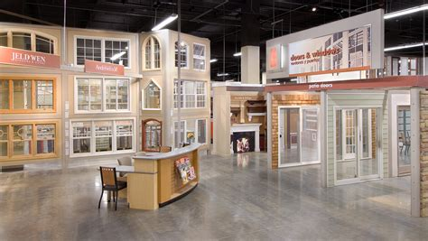 home and design expo centre retail displays fixtures environments