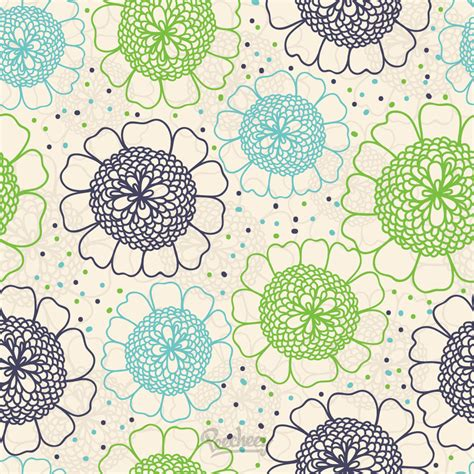 abstract seamless pattern vector free abstract seamless vintage floral pattern free vector
