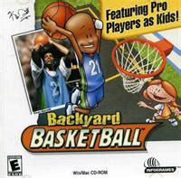 backyard basketball 2001 backyard basketball 2001 details launchbox games database