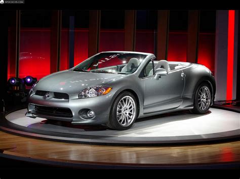 mitsubishi eclipse spyder 2013 graphic design and cars marketing ontario