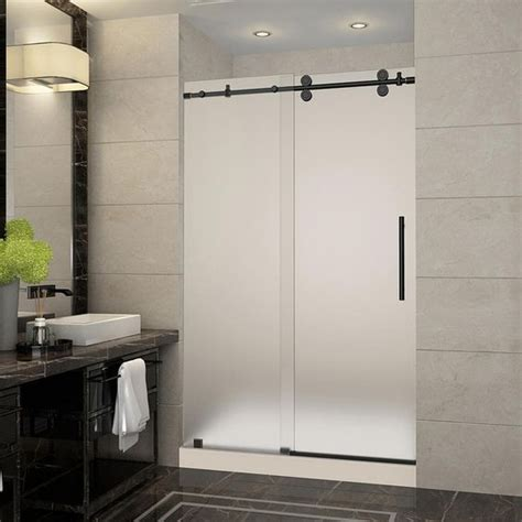 48 frameless shower door best 25 frameless sliding shower doors ideas on