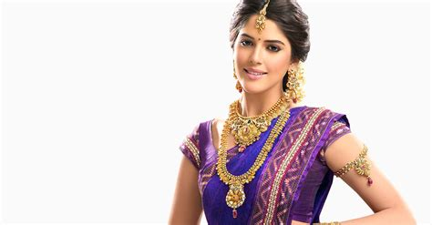 gold wallpaper models indian jewellery and clothing