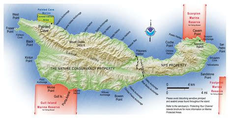 Ucsc Find Channel Islands Maps Npmaps Just Free Maps Period
