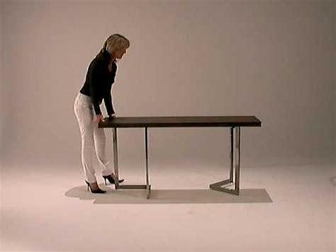 tavolo consolle pieghevole arredamento tavolo consolle pieghevole e allungabile