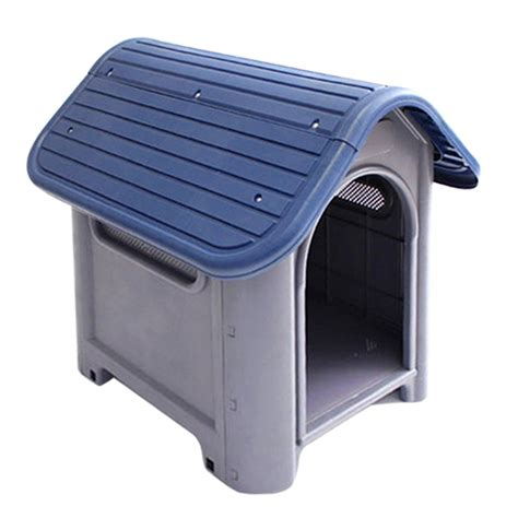 house dog kennels outdoor weather resistant plastic dog house kennel buy plastic dog houses