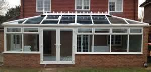 Double Hip Roof Applegate Home Improvements Ltd Conservatories Doors