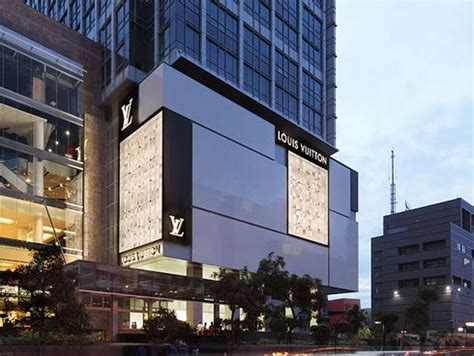 Store Jakarta largest louis vuitton store in indonesia