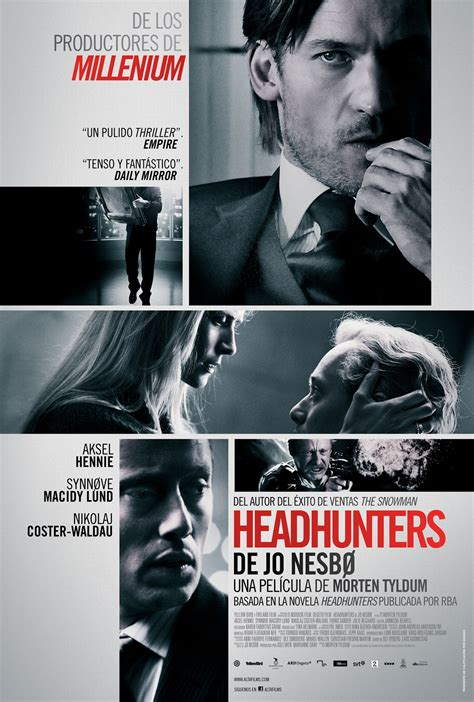 headhunters 2011 posters