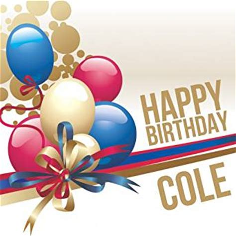 happy birthday rock mp3 download amazon com happy birthday cole the happy kids band mp3