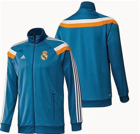 jaket anthem real madrid black big match jersey toko image jaket bola grade ori adidas anthem chelsea track top