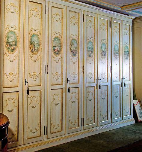 armadio decorato armadio decorato falegnameria avoledo