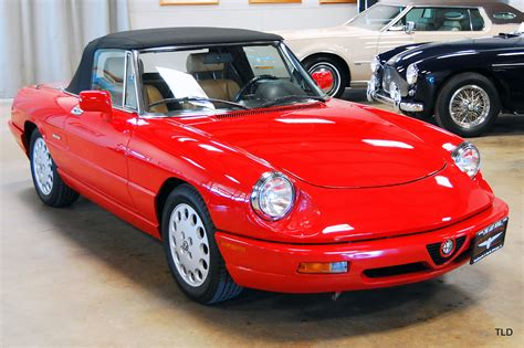 1991 Alfa Romeo Spider 1991 alfa romeo spider veloce