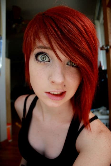24 really cute short red hairstyles styles weekly 24 red hair color trends and styles styles weekly