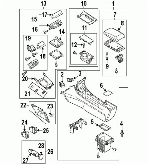 mazda factory parts mazda oem parts diagram 23 wiring diagram images