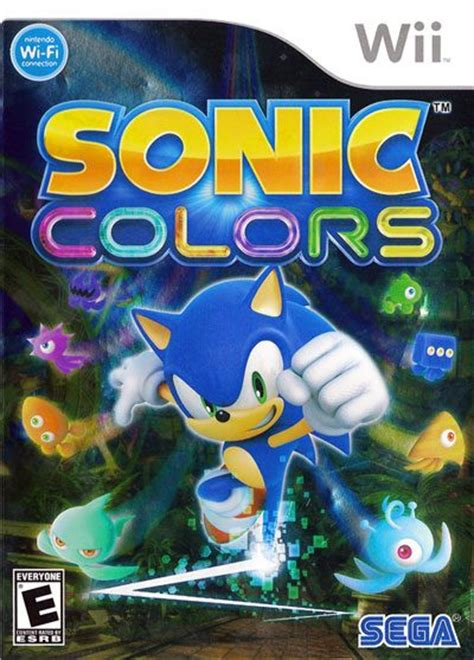 sonic color sonic colors usa wii iso nicoblog
