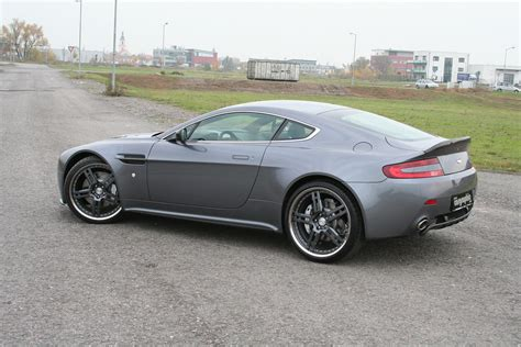 2009 Aston Martin V8 Vantage by Mad 4 Wheels 2009 Aston Martin V8 Vantage 420 By