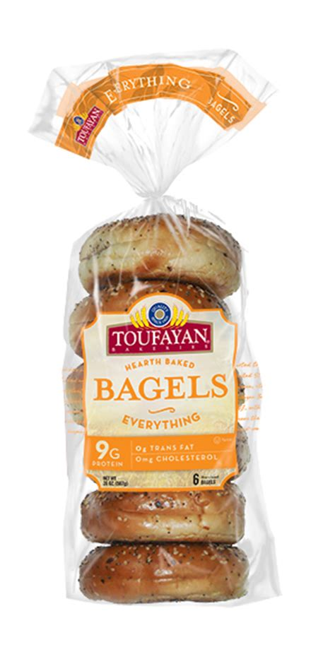 sodium content in bagels chicken almondine