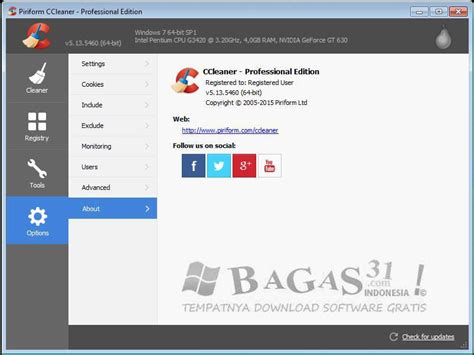 bagas31 ccleaner ccleaner 5 13 full patch bagas31 com