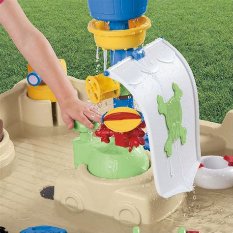 Tikes Pirate Ship Water Table by Tikes Anchors Away Pirate Ship Water Table Best