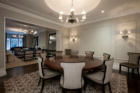 The Circular Dining Room by Identify The Dining Table Shape That S Right For You