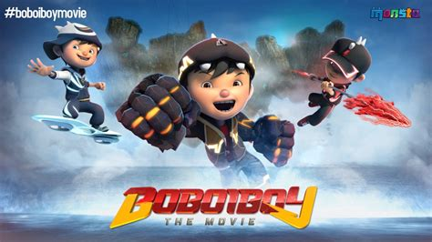 film kartun anak boboiboy official teaser boboiboy the movie sudah dirilis amanz