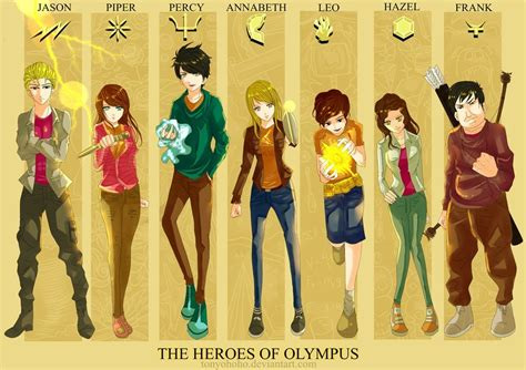 The Heroes Of Olympus the gallery for gt heroes of olympus books