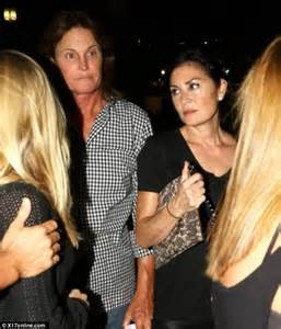 most recent trasitions for jenner bruce jenner did not date kris s bff ronda but instead