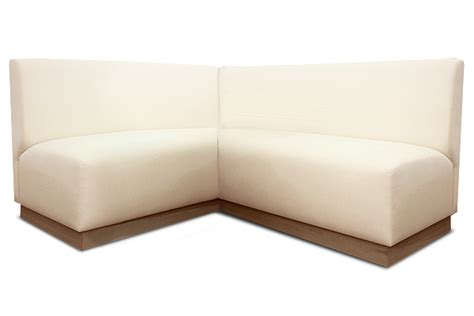 Upholstered Banquettes by Delancy Dining Banquette