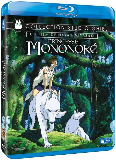 telecharger film ghibli blu ray princesse mononoke blu ray anime bluray