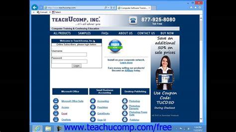 windows internet explorer 10 tutorial windows 8 tutorial using the internet explorer 10 app
