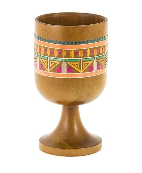 Passover Gifts   Wooden Primitives Passover Elijah's Cup