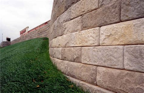 retail box stores recon retaining walls