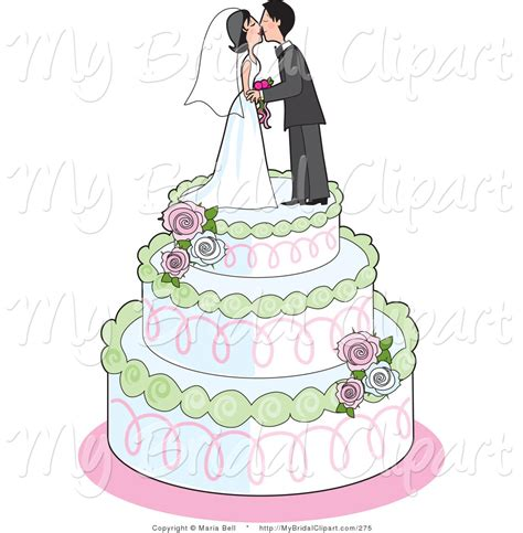 hochzeitstorte clipart royalty free wedding cake stock bridal designs