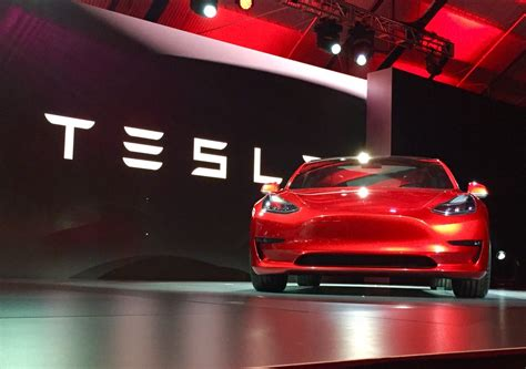 where is tesla from the tesla model 3 is here and it s ridiculously