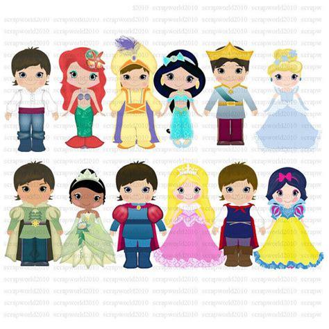 disney princess clipart free printable invitation princess prince clip
