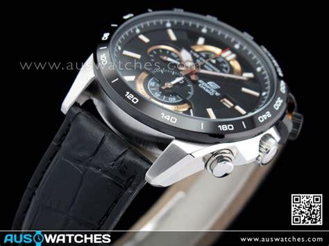 Casio 520l Black buy casio edifice chronograph black gold leather