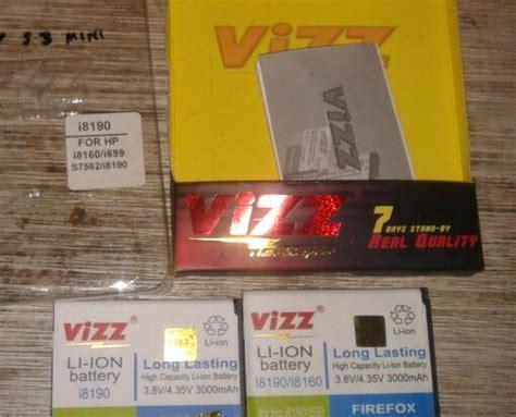 Vizz Evercross A65 Baterai Power vizz power ke 2 galaxy s3mini triyanto banyumasan s