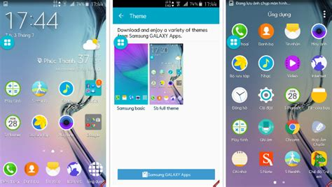 samsung themes on note 4 s6 circle theme for note 4 lollipop launcher samsung