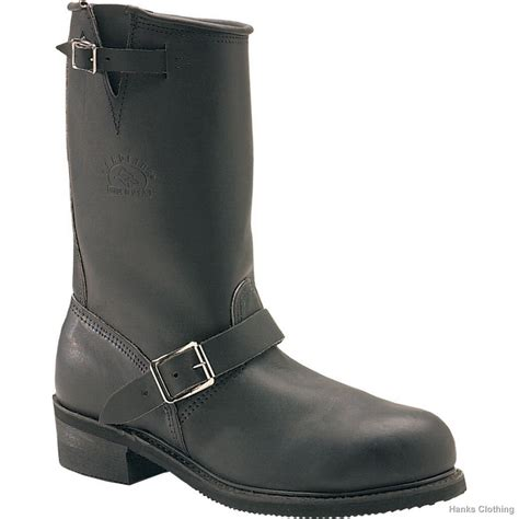 carolina 115 boots steel toe engineer usa made