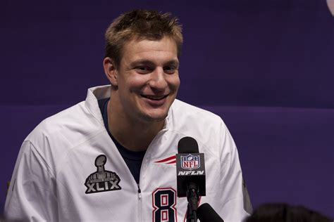 Houston Home Design Magazine by Rob Gronkowski Can Barely Contain Himself When Somebody