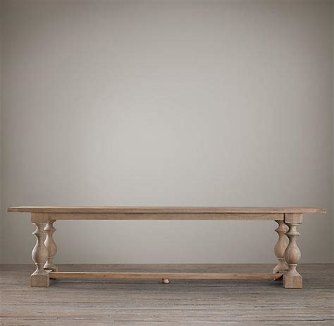restoration hardware monastery dining table 17th c monastery dining tables i restoration hardware