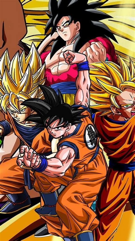 android wallpaper goku ssj  android wallpapers