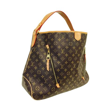 louis vuitton monogram canvas delightful gm shoulder