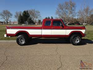 Ford 4x4 For Sale 1979 Ford F150 4x4 For Sale On Ebay Autos Post